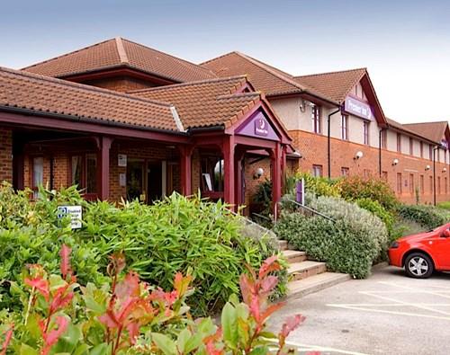 Premier Inn Meeting Rooms Mansfield