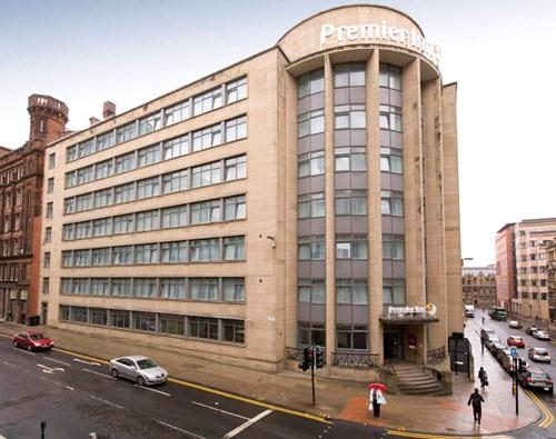 Hotel Rooms Glasgow